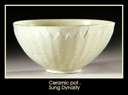 Sung Dynasty ceramic