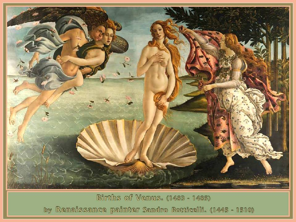 births of Venus