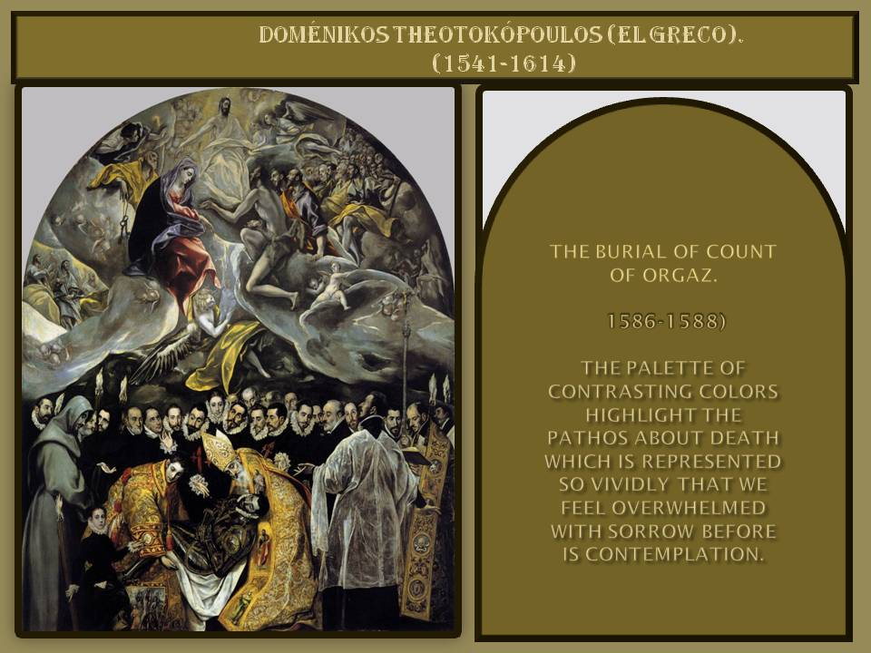 Count of Orgaz