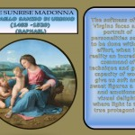 Sunrise madonna