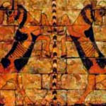 Assyrian painting