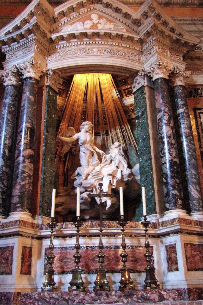 Estaci di Santa Teresa. Bernini.